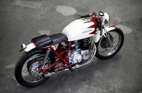 CB400 Supersport by Kikishop Customs
