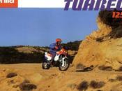 Vintage Brochures: Aprilia Tuareg Wind 1989 (Italy)