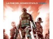 character poster Orfani, prima miniserie colori della Sergio Bonelli Editore