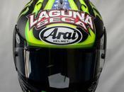 Arai RX-GP C.Crutchlow Laguna Seca 2013 Troy Designs