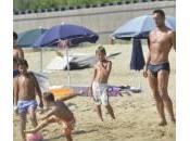 Francesco Totti rinuncia partita nemmeno spiaggia