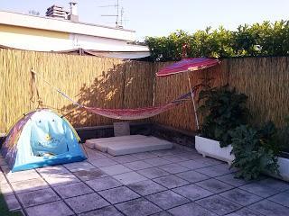 Arredare un terrazzo prima e dopo paperblog - Arredare casa economicamente ...