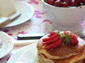 Sunday brunch privilegio giornata slow: pancakes latticello.
