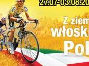 Giro Polonia 2013: percorso partenti