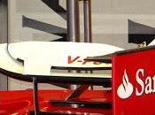 Ferrari f138: scarichi corti modifiche fondo diffusore