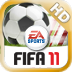 FIFA 11 by EA SPORTS™ for iPad (World) (AppStore Link)