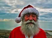 Babbo Natale slitta renne Roserio