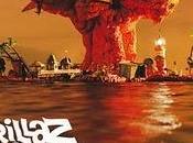 """Album 2010 Gorillaz """"Plastic Beach"""""""