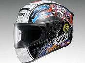 Shoei X-Spirit Replica Tomizawa Limited Edition 2011