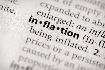2011 L'ANNO DELL'INFLAZIONE