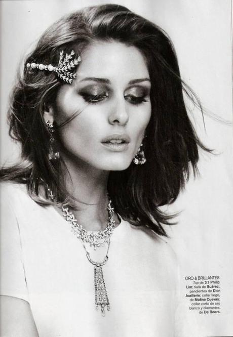 olivia palermo 2011 pictures. Olivia Palermo X Vogue Spagna