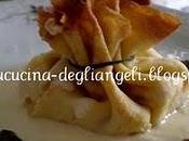 Fagottini crema robiola lamelle tartufo