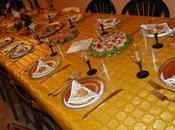 Metti salmoni cena...... lungo racconto della cena capodanno