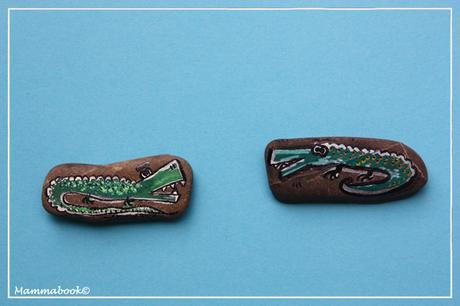 Sassi dipinti lumachine ricci tartarughe squali e for Sassi per tartarughe