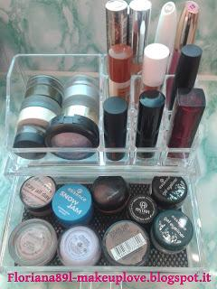 ORGANIZER MAKE UP LEROY MERLIN