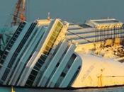 naufragio della Costa Concordia, nuovo sopralluogo relitto