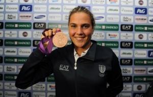 Barcellona 2013, Grimaldi porta il primo oro azzurro