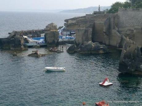Immagini dal salento luglio 2013 paperblog - Bagno marino archi santa cesarea ...