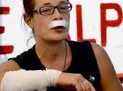 Marta, donna coraggio denunciare violenza subita