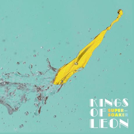 Kings of Leon Supersoaker new single cover 2013 I Kings of Leon ritornano con Supersoaker, in attesa del nuovo album
