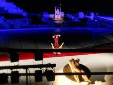 Tindari festival, rassegna teatro, musica danza