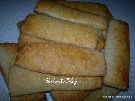 paste,salentine,biscotti,ricetta