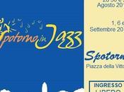 """""""Spotorno Jazz 2013"""" agosto settembre 2013."""