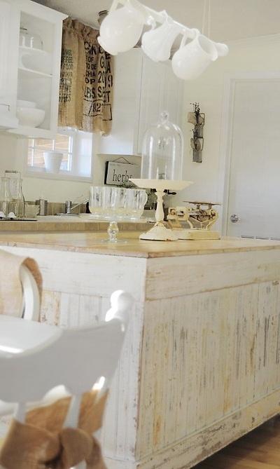 Cucine Shabby Stile - Paperblog