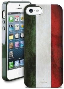 Puro Flag iPhone 5 Cover - Italy