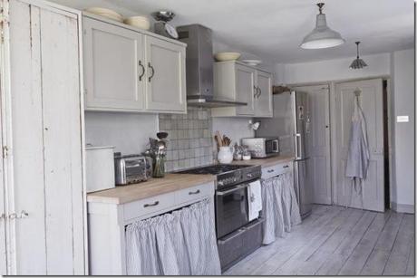 Piccoli spazi casa estiva in giardino paperblog for Interni case francesi