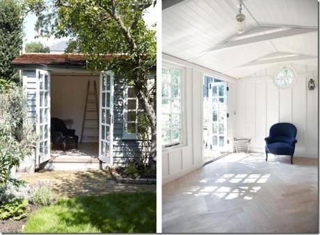 Piccoli spazi casa estiva in giardino paperblog for Piccoli piani di casa cabina di log