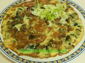 Frittata Zucchine Melanzane