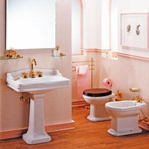 Come scegliere i sanitari giusti per il nostro bagno paperblog - Come sbiancare i sanitari del bagno ...