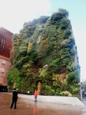 Citt a confronto madrid paperblog - Giardino verticale madrid ...