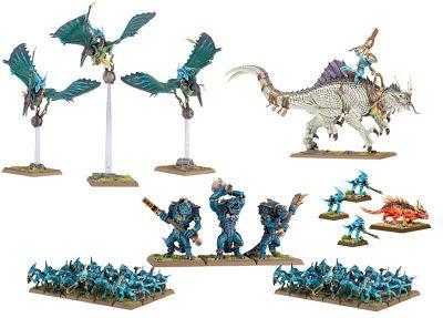 Un'Ondata di Dinosauri per gli Uomini Lucertola! Il Nuovo Codex per l'Ottava Edizione di Warhammer!