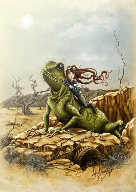 Lizard King - Lorena Assisi