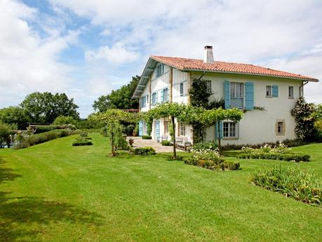 Una splendida casa di campagna nelle provincie basche for Vinci una casa