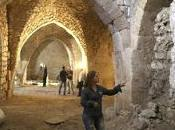 Ritrovato Ospedale crociato Gerusalemme
