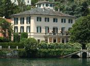 George Clooney risotto Lago Como