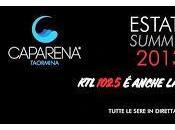 Caparena Taormina (Me) diretta nazionale 102.5
