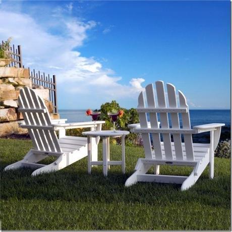 case e interni - sedie per esterni - faidate - Adirondack Chair (1)