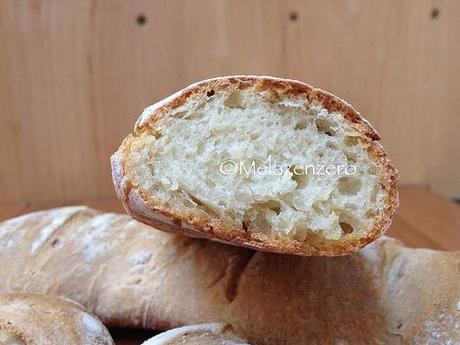 Pane sull 39 isola farina di semola e manitoba 0 in forno a - Forno a microonde piccolissimo ...