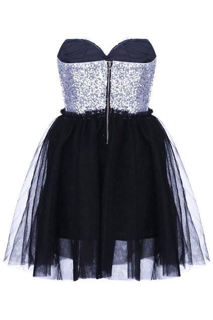 Модный портал. Черное платье из фатина - Все о моде. Авторизация