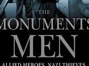 Monuments George Clooney parla personaggi film
