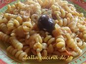 Fusilli cipolle Cottage cheese
