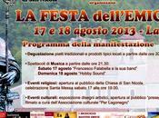 Lagonegro: sabato domenica agosto Festa dell'Emigrante