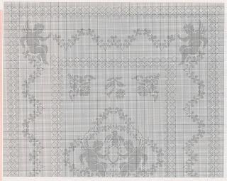 Schemi Per Il Filet Copertina Con Angeli Paperblog