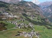 Torgnon: vacanza piedi Cervino