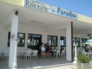 Ristorante Bar Bagno Paradiso Via Caduti Del Mare 1