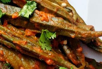 Okra alla provenzale e buon ferragosto paperblog for Gombo ricette